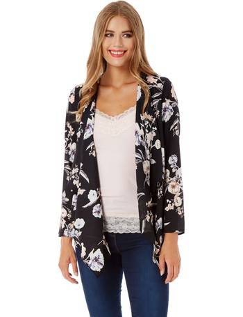 7e035716 Shop Women's Kimono Jackets up to 95% Off | DealDoodle