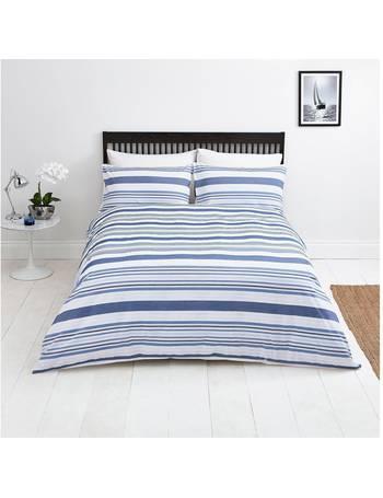 42e7345f083 Sainsbury s Home. Riviera Seersucker Bedding Set. from Argos
