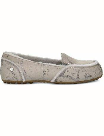 4d36b51047b Hailey Metallic Snake Loafer Womens Shoes from Ugg