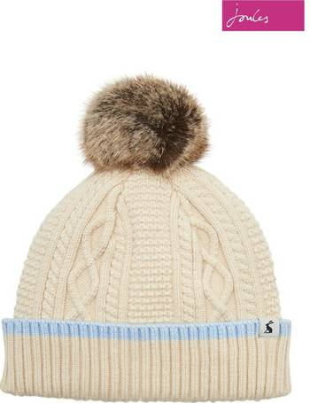 bc969e13e69ac Shop Women s Joules Bobble Hats up to 70% Off