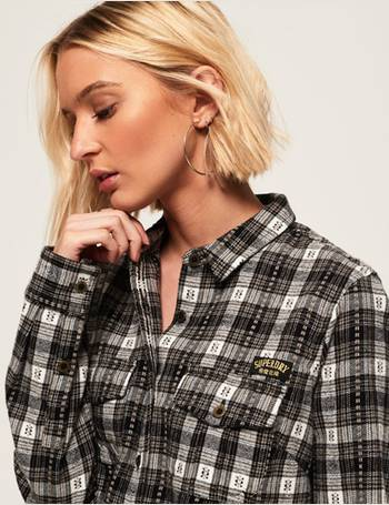 e75f65959b9e9 Shop Superdry Women s Shirts up to 70% Off