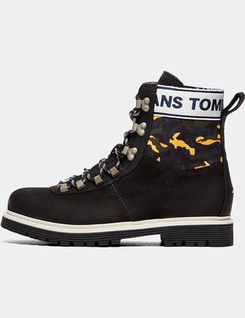 955e90e661f Shop Men's Tommy Hilfiger Boots up to 65% Off | DealDoodle