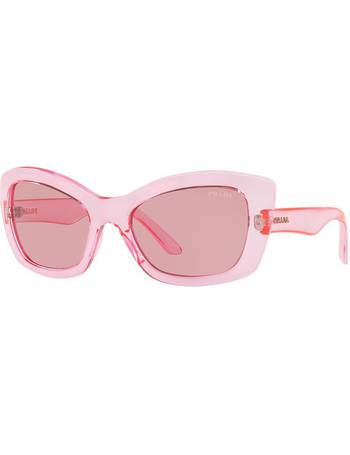 4d48af6ae23 Pr 19ms Pink Cat Sunglasses from Sunglass Hut Uk