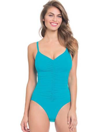 41daab743ede9 Gottex. Profile Swan Lake Control Swimsuit. from UK Swimwear