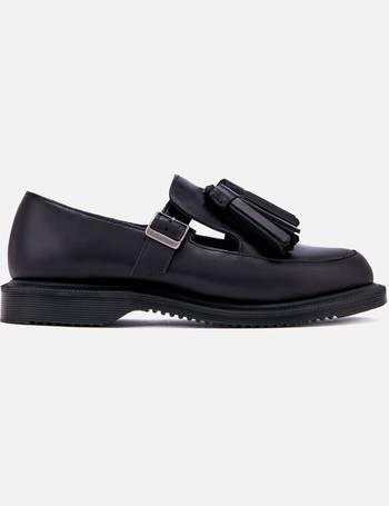 a194f6aab9 Dr Martens. Women s Gracia Brando Leather Tassel Flats