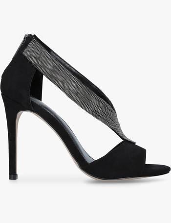 48347758dcb Shop Women s Carvela Heel Sandals up to 85% Off