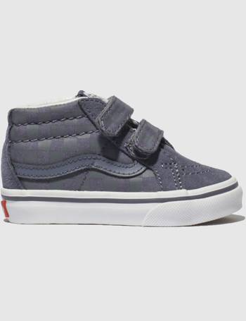 62dd3f6c5a Vans. Blue Sk8 Mid Reissue Trainers Toddler