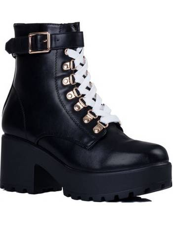 26049e9e08b Viciouser women's Low Ankle Boots in Black. Sizes available:3,4,5,6,7,8