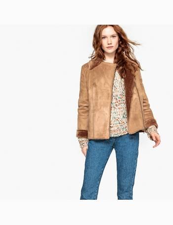 346c3d17cc57 Shop Women's La Redoute Bomber Jackets up to 70% Off | DealDoodle