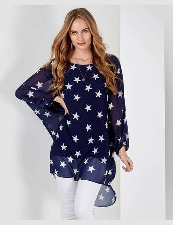 Shop Women s Blue Vanilla Clothing up to 75% Off  2ee711407