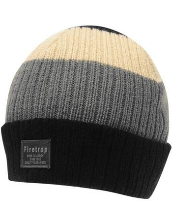 Shop Firetrap Men s Hats up to 85% Off  41adbd9de870