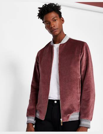 cb7a3f2f4 Shop Men s Bomber Jackets From Ted Baker up to 80% Off