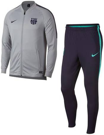 Nike. FC Barcelona Squad Tracksuit Mens. from Sports Direct 8139630608a1