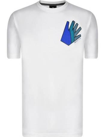 68e7c0ee37da Shop Men s Paul Smith T-shirts up to 75% Off
