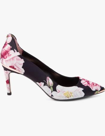 e73018e8fdd4 Ted Baker. Viyxinp Stiletto Heel Court Shoes. from John Lewis