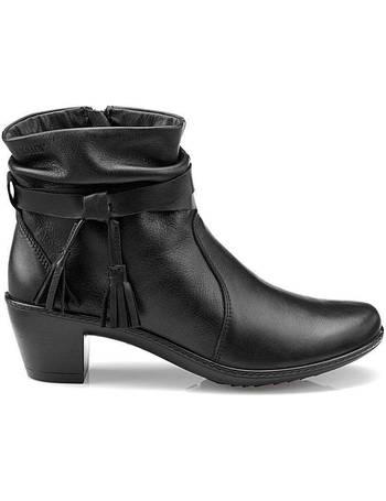 dc508fef782 Phoebe Mid Heel Ankle Boot