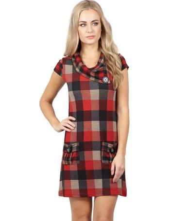 c423130aeaa Izabel London. Floral Roll Neck Tunic Dress. from Roman originals. £24.00.  Checked Tunic Dress from Roman originals