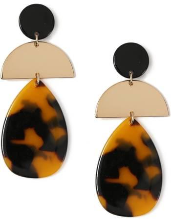 2d032083a319e Shop Women's Miss Selfridge Earrings up to 90% Off | DealDoodle