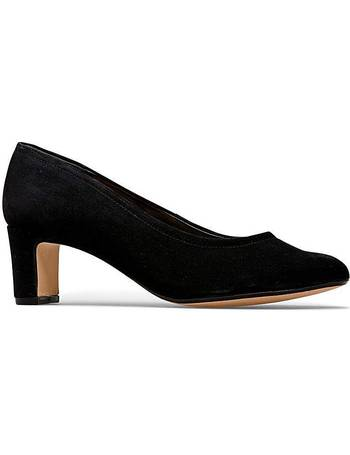 Van Dal Plaza Wide EE Fit Court Shoe