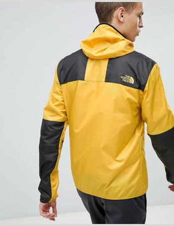 15cea4f9b Exclusive to ASOS Mountain Jacket 1985 Seasonal Celebration in Yellow