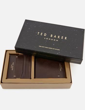 51e9160864e35e Men s Taglee Wallet and Card Holder Giftset from Mybag.com