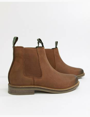 f321edb3fcf Farsley leather chelsea boots in brown