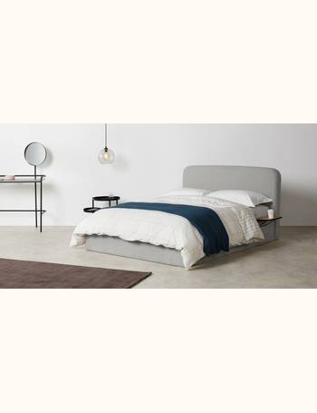 3946769d0e97 MADE Essentials Besley Double Bed with Storage from Made.com