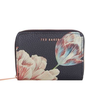1b74154401243a Ted Baker. Joannaa print small zip around purse. from House Of Fraser.  £45.00. Rana Textured ...