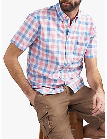 f8408e7b Shop Men's Joules Shirts up to 70% Off | DealDoodle