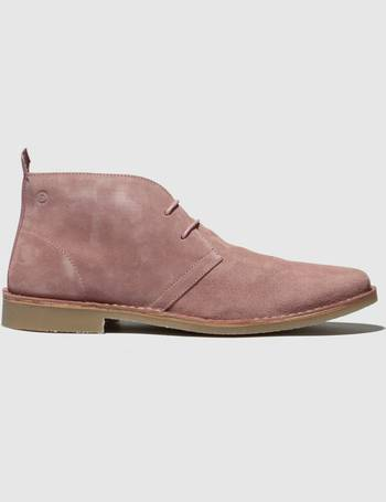 1386cc69c79e1f Red Or Dead. Pale Pink Mr Lawrence Desert Boot Boots