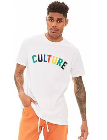 5bdac31d7 Shop Men's Forever 21 Graphic T-shirts up to 75% Off | DealDoodle