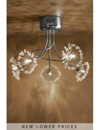 buy online 9a867 d429c Flora 5 Light Flush Fitting