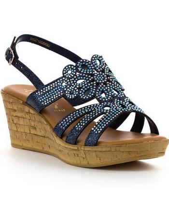 8257ab9c69 Shop Women's Lotus Wedge Sandals up to 55% Off | DealDoodle
