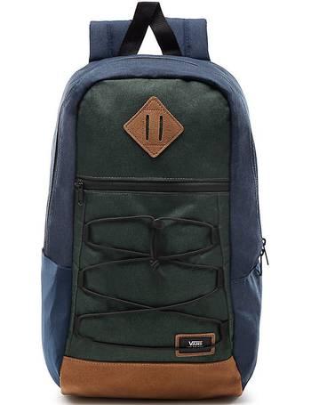 97f770bf2c5 Snag Backpack (dress Blues/darkest Spruce) Men Blue from Vans
