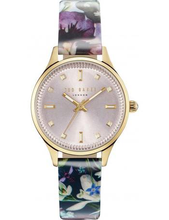 877435e3c Shop Women s Ted Baker Watches up to 50% Off