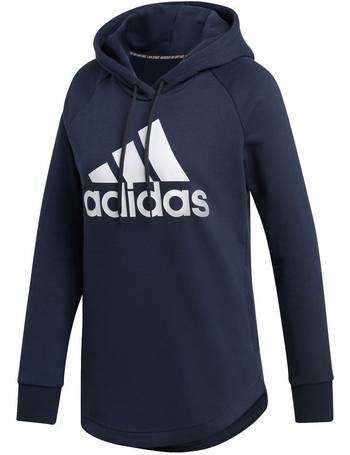 Idakoos Alaina Athletic Applique Women Hoodie