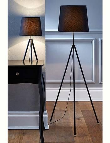 1f61caad5ead Tripod Table   floor lamp Set of 2 from Jd Williams