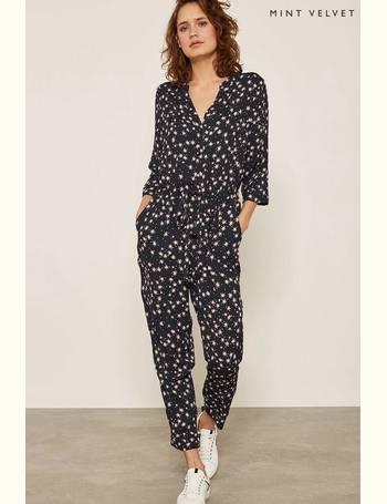 586f0a6d5b9 Shop Women s Mint Velvet Jumpsuits up to 65% Off