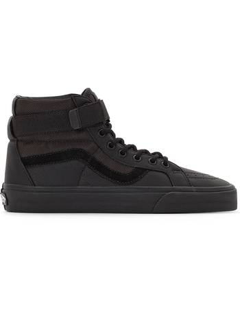 big sale 3002a 15519 UA SK8-Hi Reissue Strap Leather High Top Trainers from La Redoute