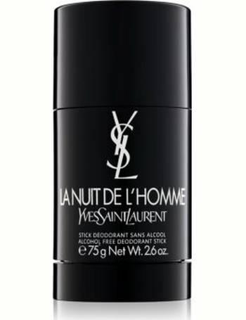 79b25da21f3 Yves Saint Laurent. La Nuit de L'Homme Deodorant Stick for Men ...