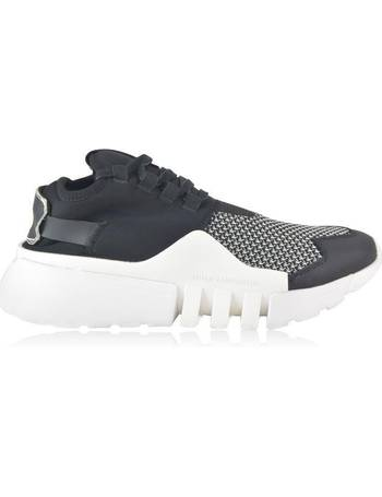 822896c0b58a1 Y3. Ayero Low Top Trainers. from Flannels