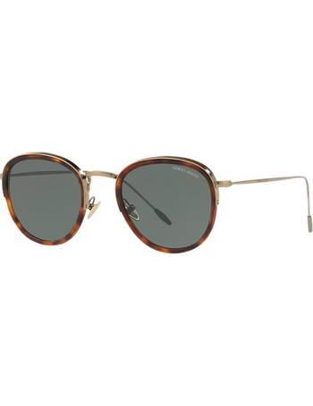 567ab8ca8eb4 Giorgio Armani. Ar6068 50 Red Round Sunglasses. from Sunglass Hut Uk