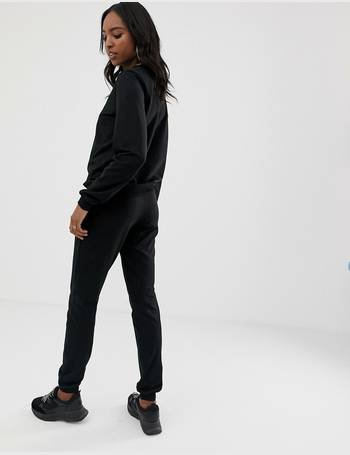 d601ee3e523213 ASOS DESIGN Tall tracksuit ultimate sweat / jogger with tie from ASOS
