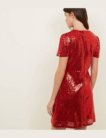 4b3424f0 Shop Women's New Look Sequin Dresses up to 70% Off | DealDoodle