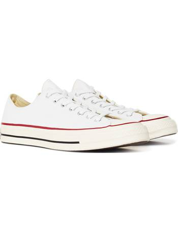 6c1e4c55c78090 Converse. Chuck Taylor All Star  70 Ox Low White. from The Idle Man