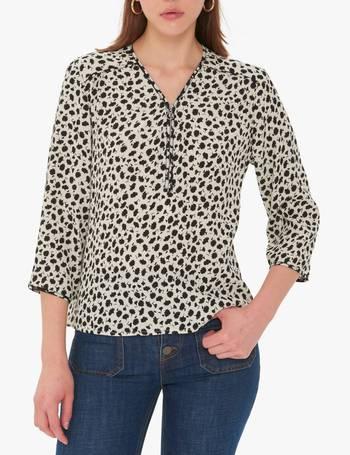 7884646fa91aa1 Shop Women's Gerard Darel Blouses up to 60% Off   DealDoodle