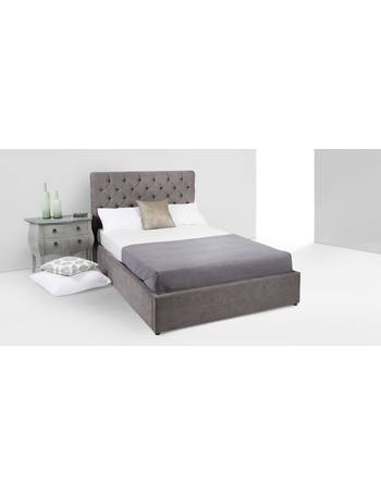 7e7305729729 Skye Kingsize Bed with Storage from Made.com