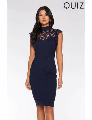 9940ed7b85 Shop Women's Quiz Midi Dresses up to 70% Off | DealDoodle