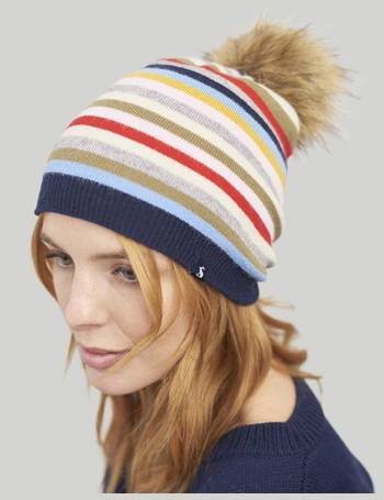 d6e22632e881e French Navy Flurrywell Pop-A-Pom Hat from Joules