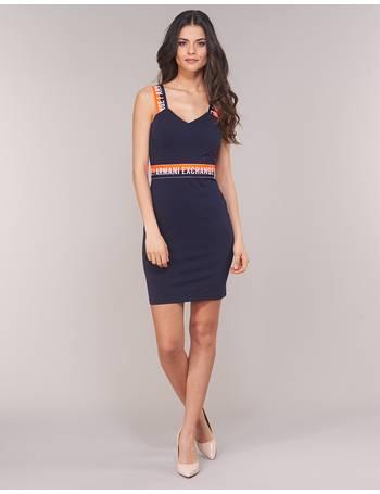 69dfa4d8721e8 Shop Women's Armani Exchange Dresses up to 70% Off | DealDoodle